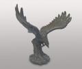 Статуэтка из полистоуна орел