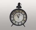 Часы настольные в металлическом корпусе Пэддингтон
