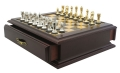 Шахматный набор с металлическими фигурами Каспаров