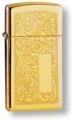 Зажигалка Zippo High Polish Brass