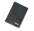 Бумажник для водителя S.Quire черная матовая кожа