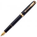 Перьевая ручка Parker Sonnet F528 Black