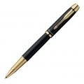 Ручка роллерная Parker IM Metal Black