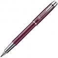 Перьевая ручка Parker Premium Metallic Pink F222