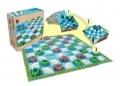 Игра WWF шашки черепашки