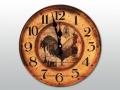 Часы настенные Петушок