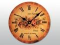 Часы настенные Букет Парижа