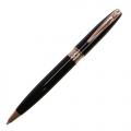 Шариковая ручка Pierre Cardin Secret черный лак позолота