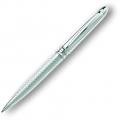 Шариковая ручка Pierre Cardin Blanche родиевое покрытие серебро