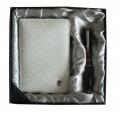 Обложка для паспорта и ручка Pierre Cardin цвет белый