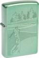 Зажигалка ZIPPO Golf Range Mint Green