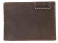 Портмоне Wenger Cosmo Bifold Traveler коричневый