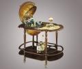 Глобус бар напольный Zoffoli со столиком