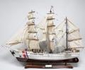 Парусник Us Coast Guard модель точная копия