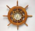 Часы настенные корабельный Штурвал