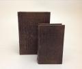 Набор шкатулок фолиантов старинные книги