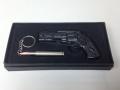Подарочный набор ножей в виде патрона и пистолета