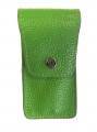 Маникюрный набор GD 3 предмета кожа зеленого цвета