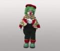 Клоун кукла в красной кепке