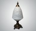 Настольная лампа из фарфора