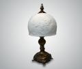 Настольная лампа из фарфора ангелочки