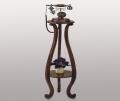 Телефон кнопочный на подставке Версаль