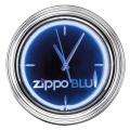 Часы настенные Zippo с неоновой подсветкой