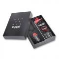 Подарочный набор Zippo топливо и кремни