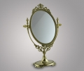 Зеркало настольное из латуни Мечта