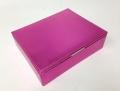 Шкатулка для ювелирных изделий розовая