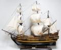 Модель парусника Петр 1 точная копия