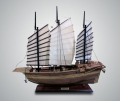 Модель парусника Chinese Junk