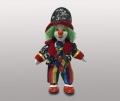 Клоун кукла в звездном колпаке