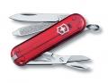 Нож-брелок Victorinox Classic SD красный