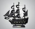 Модель парусника Black Perl