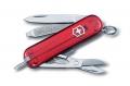 Нож-брелок Victorinox Signature красный