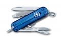 Нож-брелок Victorinox Signature синий