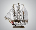 Модель парусника USCG Bark Eagle