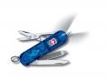 Нож-брелок Victorinox Signature Lite синий