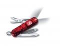 Нож-брелок Victorinox Swiss Lite красный