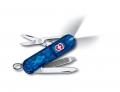 Нож-брелок Victorinox Swiss Lite синий