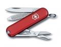 Нож-брелок Victorinox Classic SD 7 функций красный