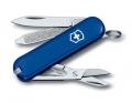 Нож-брелок Victorinox Classic SD 7 функций синий