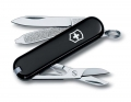 Нож-брелок Victorinox Classic SD 7 функций черный