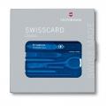 Набор Victorinox SwissCard Classic синий