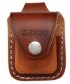 Чехол Zippo для широкой зажигалки коричневый