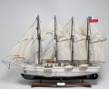 Модель Парусника Esmeralda