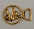 Открывалка Лошадь из латуни