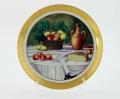 Тарелка декоративная натюрморт с кувшином