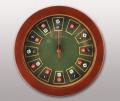 Часы настенные Кости